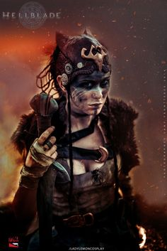 Hellblade | Senua: My most detailed project so far! By LadyLemonCosplay