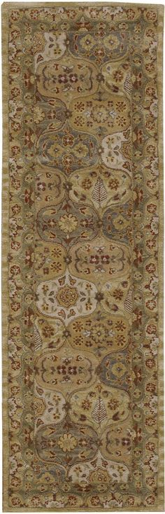 Details: Brand: Nourison Collection: India House Style: Design: IH03 Origin: India Material: Wool Description: Traditional designs are the hallmarks of this collection of area rugs. Featuring classic