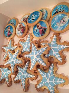 Frozen koekjes