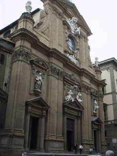 Regilla ♔ ~ La Chiesa di San Gaetano, Florence Italy