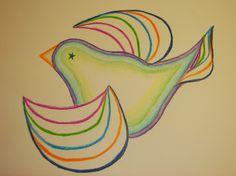 Day 22 creation: Bird @createstuff #30DoC