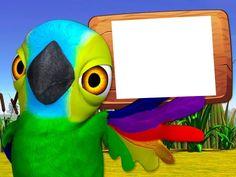 Montaje fotografico La granja de Zenon - Pixiz Farm Birthday, Parrot, Outdoor Decor, Animals, Tobias, Ideas, Farmhouse, Sun, Farm Theme