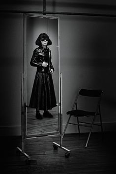 - Slideshow - Rei Kawakubo - Interview Magazine