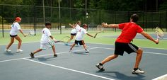 Points To Be Known Before Selecting Top Tennis Training Camp