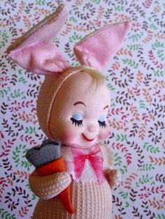Sweet Pink Bunny