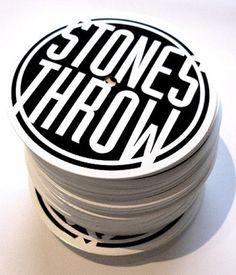 Timbre Concerts presents Stones Throw Tour FEB 28 FORTUNE SOUND CLUB Record Label Logo, Hip Hop Radio, Stones Throw, Brand Packaging, Electronic Music, Typography Design, Service Design, Design Services, Concerts
