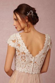 BHLDN Annabelle Dress in Bride at BHLDN