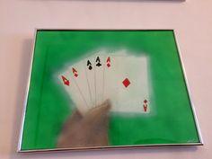 Du sollst nicht Betrügen Playing Cards, Paper, Artworks, Photo Illustration, Playing Card