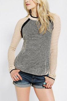 Lucca Couture All Mixed Up Sweater