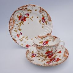 poppy china pattern - Google Search