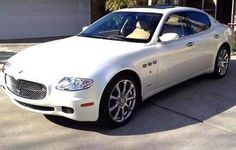 Cars for Sale: Used 2008 Maserati Quattroporte in Executive GT, Los Alamitos CA: 90720 Details - Sedan - Autotrader