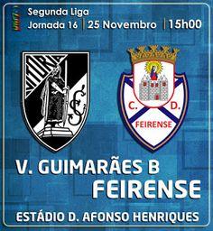 CLUBE DESPORTIVO FEIRENSE: V. Guimarães B vs Feirense | Antevisão