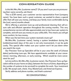 sample script for outbound call center agents - Template