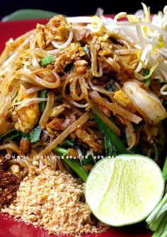 ผัดไทย(Pad-Thai)