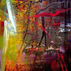 """hjmtoday: """" Gerhard Richter - Large Abstract """""""
