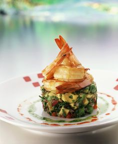 Spanakopita, Parfait, Entrees, Seafood, Ethnic Recipes, Entertaining, Gate Ideas, Fine Dining, Appetizer Ideas