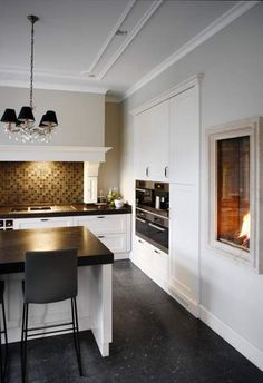 1000 images about klassieke stijl keuken on pinterest sophisticated style interieur and kitchens for Interieur moderne