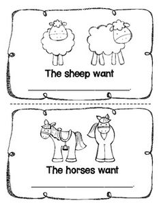 Free Click Clack Moo Interactive Reader & Writing Prompt