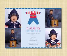 21 best korean 1st birthday dol images on pinterest first red and blue hanbok photo invitation filmwisefo