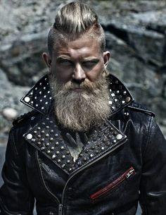 Josh Mario John (Toronto, Canada), Ivan Otis, Photographer | Purely Inspiration......Beard Up,