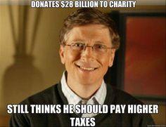 Bill Gates - Faith in Humanity Restored Happy Pictures, Happy Pics, Faith In Humanity Restored, People Of Interest, I Like Him, Political Views, Bill Gates, Steve Jobs, Good People