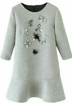 Lotus Edge Dress You can order via whatsapp 00971-56-5630020