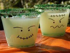 Monster Drinks! #Halloween #Recipes
