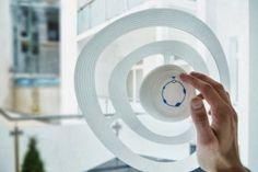 Sensor de janela transforma ruído em sons agradáveis