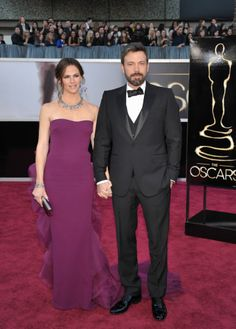2013 Academy Awards  Jennifer Garner and Ben Affleck attend the 85th Annual Academy Awards in Hollywood on Feb. 24, 2013.