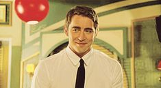 Lee Pace - Pushing Daisies GIF