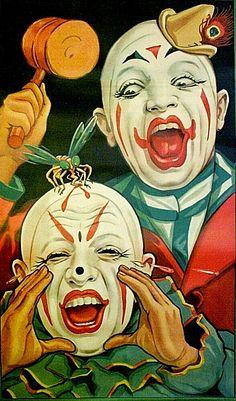 / clowns /