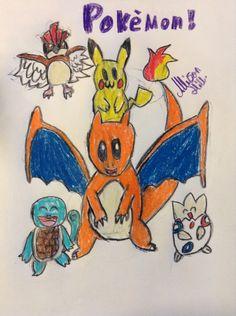 Pokemon: Credit-Hyrulean Pikachu