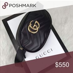 Gucci belt bag To purchase at the real/lower rate and for more pictures and info checkout my ******Instagram: yourluxurypal ****** we're legit with tons of REAL reviews and happy clients!!! Ignorant people will leave ignorant comments, smart people will checkout the ****Instagram: yourluxurypal **** and reviews for their self!!! Gucci Bags Shoulder Bags