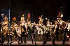 Artists of the Royal Ballet as whores.