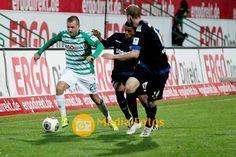 SpVgg Greuther Fürth : SC Paderborn 07 3 : 0 (0 : 0)