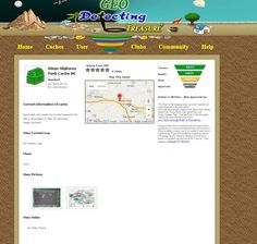 Kings Highway Park Cache NC http://geodetecting.com/cache/322/Kings+Highway+Park+Cache+NC