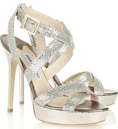 Choes!!!!!!!!!! Love this JIMMY CHOO creation