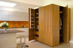 20 Astounding Kitchen Cupboards Design | Home Design Lover