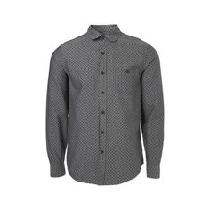 TOPMAN Navy Oxford Cotton Shirt (28 BRL) ❤ liked on Polyvore featuring men's fashion, men's clothing, men's shirts, men's casual shirts, men, mens slim fit button down shirts, mens slim fit shirts, mens long sleeve button down shirts, mens button shirts and mens casual button down shirts