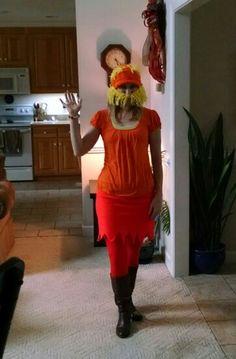 Readacrossamerica costumes and accessories read across america the lorax costume solutioingenieria Gallery