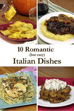 Cook up a tasty diner for your Valentine this year with one of these easy Italian recipes. Italian Dishes, Italian Recipes, Grilling Gifts, Healthy Pastas, Healthy Dinners, English Food, International Recipes, Popular Recipes, Food Preparation