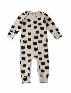 Buy Rock Your Baby Little Bear Playsuit