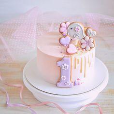 Люблю делать такие тортики