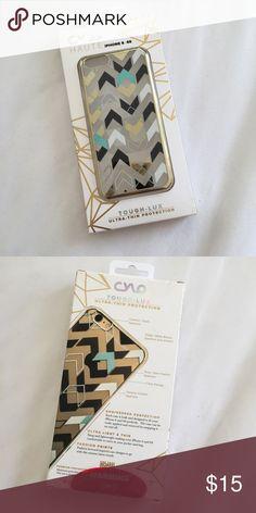 ‼️HP‼️ chevron iphone 6/6s/7 hard case super cute! Accessories Phone Cases