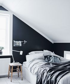 Scandinavian-Style Family Home Decorated With IKEA – Design. Bedroom Design For Teen Girls, Teen Girl Bedrooms, Home Bedroom, Bedroom Wall, Bedroom Ideas, Bed Room, Master Bedroom, Scandinavian Bedroom Decor, Scandinavian Style
