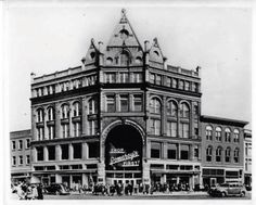 Pomeroys as it used to be. Public Square