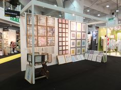 Coulson Macleod's stand ready for business at Pulse London 2013 at Earl's Court