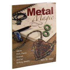 Metal Magic and more new books at Rio!