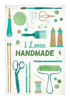 New prints! | Leen's #illustration #craft #handmade
