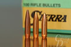 Trio of Sierra bullets Part 1 - Accurizing your AR for longer shooting range